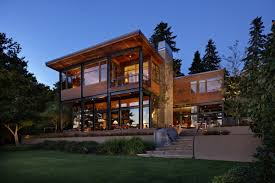 lakefront home plans modern lake house plans cabin lakefront home contemporary rustic