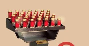 candelieri votivi votivo arredi sacri