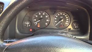 idling problem 2001 holden astra youtube
