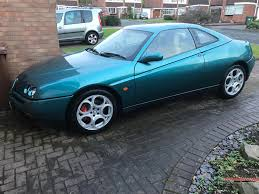 alfa romeo gtv used 1998 alfa romeo gtv lusso v6 24v for sale in staffs pistonheads
