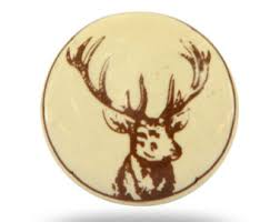 themed door knobs deer knob etsy