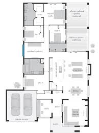 Side Garage Floor Plans by Monte Carlo Floorplans Mcdonald Jones Homes