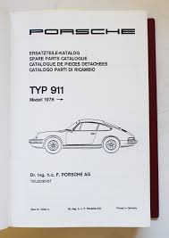toyota lexus spare parts catalogue spare parts catalogue 930 turbo u0026 911 u002778 u002782 rennlist porsche