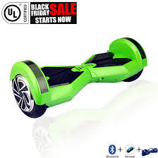 hoverboard black friday 8 ul lamborghini bluetooth hoverboard in green h235 299 00
