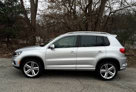 volkswagen tiguan white review 2016 volkswagen tiguan r line 4motion a crossover not to