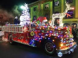the annual gazette holiday parade the daily gazette