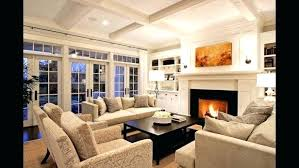 family room designs with fireplace stone wall with fireplace and tv family rooms with fireplaces stone