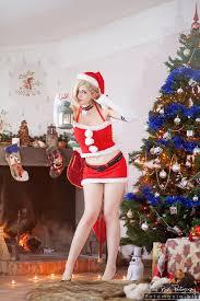 Anime Christmas Tree Ornaments Cosplay Monday Ino Yamanaka Christmas Edition Daily Anime Art