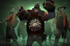 team fortress 2 halloween event adds zombies spells and an evil
