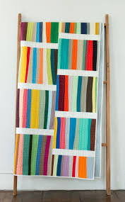 Modern Colors by Best 25 Striped Quilt Ideas That You Will Like On Pinterest