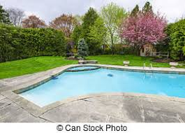 Pool In Backyard by Pool Stock Photo Images 196 395 Pool Royalty Free Pictures And
