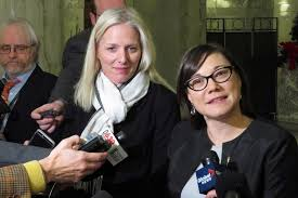 Cabinet Ministers Alberta Shannon Phillips Alberta U0027s Minister Of Hard Hits Macleans Ca