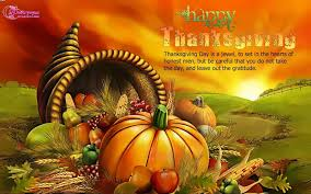 thanksgiving fruit basket happy thanksgiving wishes with fruits basket picture