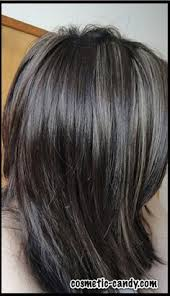 silver hair with lowlights the 25 best lowlights for gray hair ideas on pinterest white
