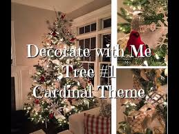 cardinal tree how to dollar tree ornaments