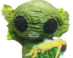 Creature Black Lagoon Halloween Costume Chibi Horror Etsy