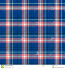 Blue Pattern Background Check Diamond Tartan Plaid Fabric Seamless Pattern Background
