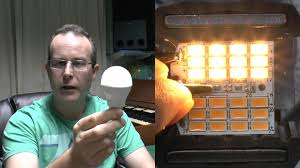 philips led lamp 9 5w teardown youtube