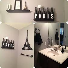Best  Paris Theme Bathroom Ideas On Pinterest Paris Bathroom - Decorated bathroom ideas