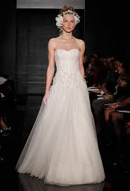 candlelight wedding dresses reem acra candlelight size 8 wedding dress oncewed com