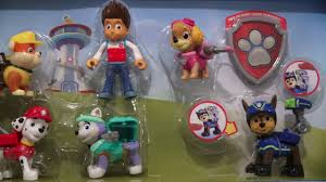 paw patrol action pack rescue team walmart exclusive spin master