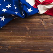 Old Flag Usa Old American Flag On Wooden Plank Background Oregon Ministry Network