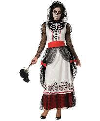 skeleton bride ghost halloween costume