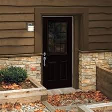 Steel Exterior Doors Home Depot by 20 Best Front Door Back Door Images On Pinterest Front Door