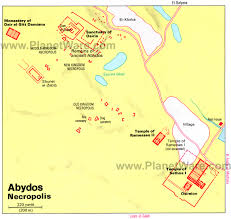 Egypt On Map Exploring The Temples Of Abydos A Visitor U0027s Guide Planetware