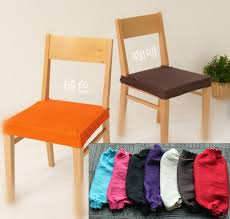 dining seat covers elastic cushion cover elastic chair seat cover stool chair cover