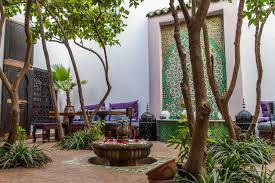 Moroccan Art History by A Brief History Of Riads Morocco U0027s Exquisite Accommodation