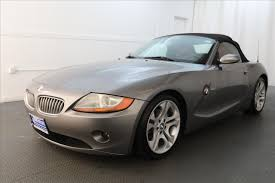 bmw z4 3 0i rear wheel drive in washington for sale used cars