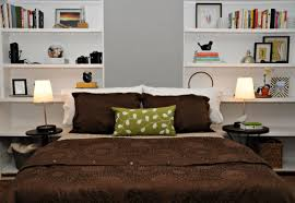 Bedroom Wall Organization Bedroom Shelf Home Design Styles