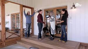 what happens after fixer upper see marine s sweet surprise proposal to his girlfriend on fixer