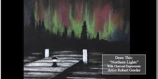 river of lights tickets charcoal drawing event river sunset in dodgeville tickets tue