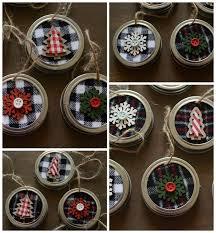 diy jar lid ornaments