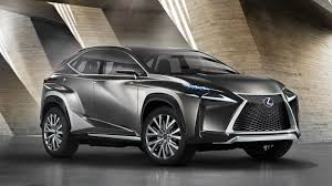 lexus suv pics the lexus lf nx is a futuristic luxury suv that looks like an autobot