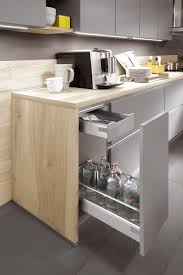 German Kitchen Design Nobilia Collection Sophisticated
