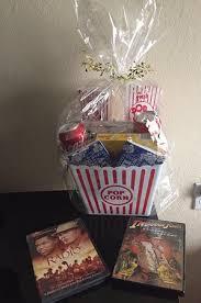 popcorn gift baskets guest popcorn gift basket picture of hton inn santa
