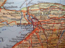 Buffalo State Map by New York State Map Stock Photos U0026 Pictures Royalty Free New York