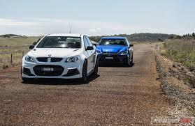 lexus v8 drag car 2017 hsv clubsport lsa vs lexus gs f v8 sedan comparison video