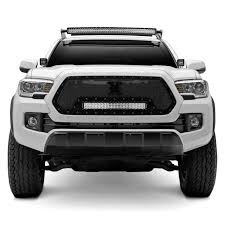 2017 tacoma light bar zroadz toyota tacoma 2005 2018 roof mounts for 40 curved led