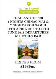 travel offers last minute holidays late deals