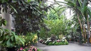 Botanical Garden Dc Us Botanical Garden National Museum Of American Indians And The