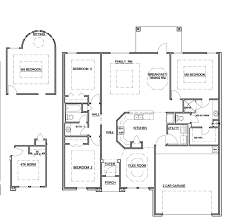 Floor Plan Line Of Credit 2304 Mimosa Dr Westwind Homes
