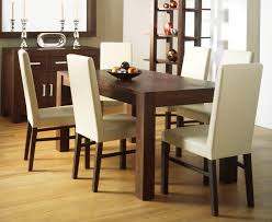 Leather Dining Chairs Design Ideas Ivory Leather Parsons Dining Chairs Dining Chairs Design Ideas