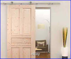 Barn Door Room Divider by Barn Door Room Divider Partition Screen Solid Wood Hardware Pocket Way