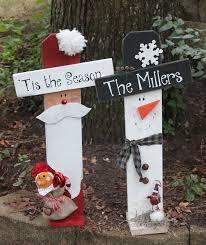 Christmas Yard Decorations Made Of Wood by Best 25 Santa Decorations Ideas On Pinterest Diy Door Wreaths