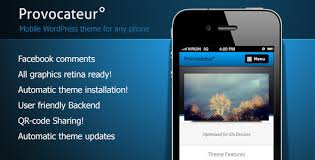 jquery mobile templates from themeforest