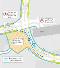 mernda rail rail projects level crossing removal project